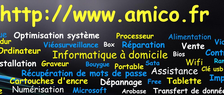 Dépannage informatique Dijon - Réparation ordinateur dijon